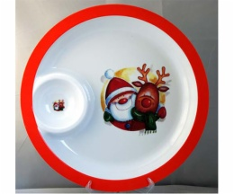 christmas chip&dish