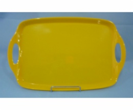 tray with handle