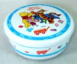 melamine bowl with lid